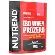 Nutrend ISO WHEY PROZERO, 500g, Cookies Cream