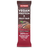 Nutrend Vegan Protein Fruit Bar 50 g