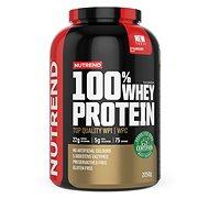 Nutrend 100% Whey Protein 2250 g, jahoda - Protein