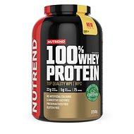 Nutrend 100% Whey Protein 2250 g, vanilka - Protein