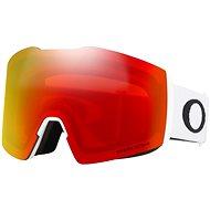 OAKLEY Fall Line XL Matte White w/PrizmTorchGBL - Lyžařské brýle