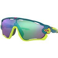 Oakley Jawbreaker MttBalsam w/PRIZM, Road Jade - Glasses