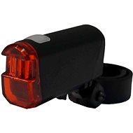 Olpran Zadní světlo, 1 super červené LED - Světlo na kolo