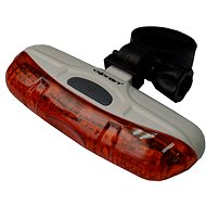 Olpran Zadní světlo 5 super červené LED - Světlo na kolo