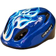 Olpran Puppy children's blue - Bike helmet