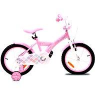 "OLPRAN Debbie 16"", fialovo/modrá - Dětské kolo"