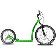 """Olpran A6 SUS (26/20 """") - Green - Scooter"""