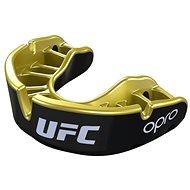 Opro UFC Gold black - Chránič zubů
