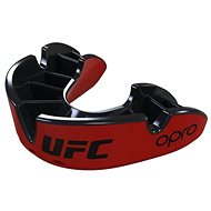 Opro UFC Silver red