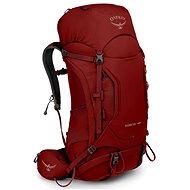 Osprey KESTREL 48 II, rogue red, S/M - Turistický batoh