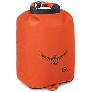 Osprey ULTRALIGHT DRYSACK 6 poppy orange - Nepromokavý vak