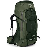 Osprey Aether Ag 85, Adirondack Green, L - Tourist Backpack