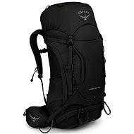 Osprey Kestrel 48 II, Black, S/M - Tourist Backpack