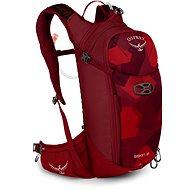 Osprey Siskin 12 Molten Red - Sportovní batoh