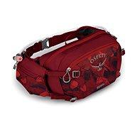 Osprey Seral 7 II claret red