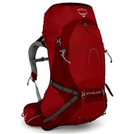 Osprey Atmos AG 50 II Rigby Red LG - Turistický batoh