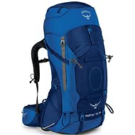 Osprey Aether AG 70 neptune blue M - Turistický batoh