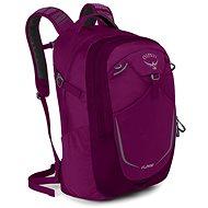 26c601be4d5 Osprey Flare 22 II Eggplant Purple - Městský batoh