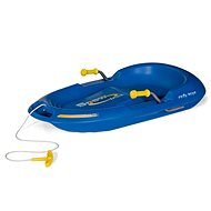 Rolly Toys Snow Max Blue - Sledge