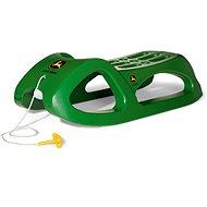 Rolly Toys zelené John Deere - Sáňky
