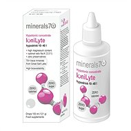 Minerals70 IoniLyte hypotonic concentrate, 100ml - Minerály