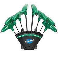 Nářadí na kolo Park Tool Sada klíčů Torx s rukojetí včetně držáku PH-T1-2