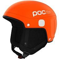 POC POCito Skull Light Fluorescent Orange - Dětská lyžařská helma