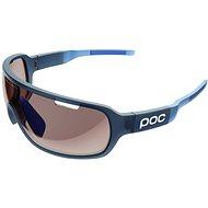 POC DO Blade lead blue translucent/furfural blue brown/light silver mirror - Brýle