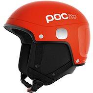 POC POCito Skull Light fluorescent orange - Lyžařská helma