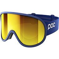 POC Retina Big Clarity basketane blue/spektris orange one size - Lyžařské brýle