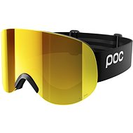 POC Lid Clarity uranium black/spektris orange one size - Lyžařské brýle