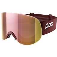 POC Lid Clarity lactose red/spektris rose gold one size - Lyžařské brýle