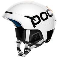 POC Obex BC SPIN Hydrogen White/Fluorescent Orange AVIP - Lyžařská helma