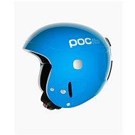 Lyžařská helma POC POCito Skull Fluorescent Blue Adjustable