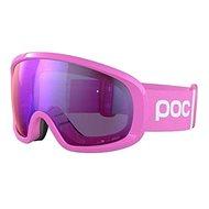 POC Fovea Mid Clarity Comp Actinium Pink/Spektris Pink one size - Ski Goggles