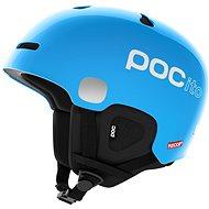 POC POCito Auric Cut SPIN Fluorescent Blue M-L (55-58 cm) - Lyžařská helma
