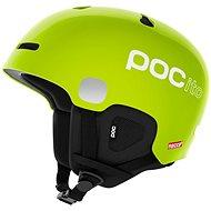POC POCito Auric Cut SPIN Fluorescent Yellow/Green XXS (48-52 cm) - Lyžařská helma