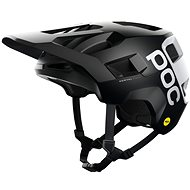 POC Kortal Race MIPS Black Matt/Hydrogen White - Helma na kolo