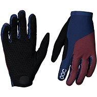 Essential Mesh Glove Propylene Red/Turmaline Navy M - Cyklistické rukavice
