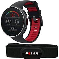 Polar Vantage V HR Titan Black