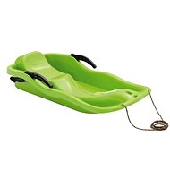 Prosperplast Race, Green - Sledge