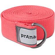 Prana Raja Yoga Strap, carmine pink - Popruh na jógu