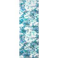 Prana Printed Microfiber Mat Blue Graceful - Podložka