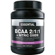 PROMIN BCAA 2:1:1+Niitric Oxide, 240 kapslí - Aminokyseliny