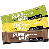 PROM-IN Essential Pure Bar, 65g - Proteinová tyčinka
