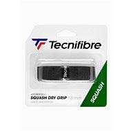Tecnifibre Squash Dry Grip black - Gripy na kolo