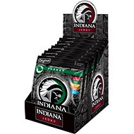INDIANA Jerky Turkey Original 10 × 25g - Dried Meat