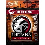 Indiana Biltong Original, Beef, 25g - Dried Meat