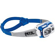 Petzl Swift RL Blue - Čelovka