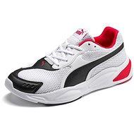 Puma 90s Runner bílá/černá - Boty pro volný čas